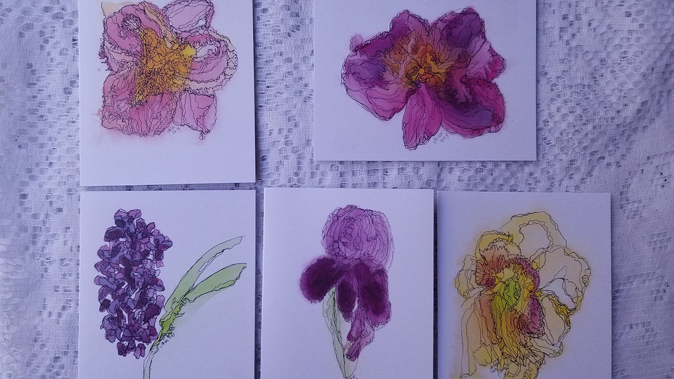 """Spring to Summer Collection (4"""" x 5 1/2"""")"""