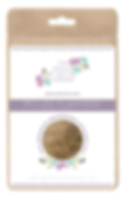 samantha marando okey dokey design illustrator designer illustration product packaging brand milled flaxseed the grown by nature company floral logo health food packaging powder