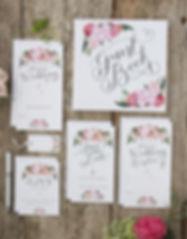 samantha marando okey dokey design wedding stationary illustraion illustrator product design designer invite paper stationary invitation bespoke