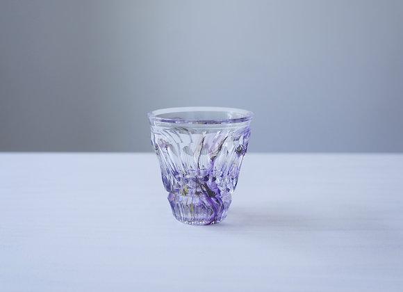 和泉香織 うねり ぐいのみ紫
