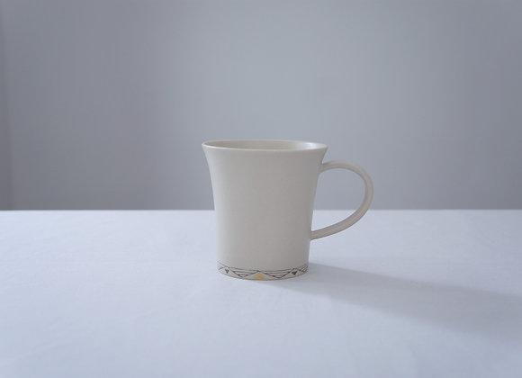 手塚美弥 Namibia mug-w