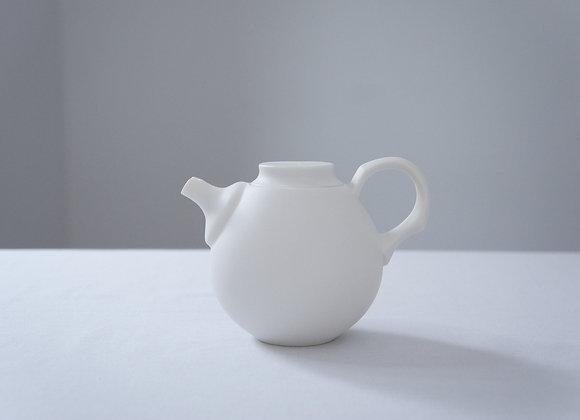 安藤良輔 ポット 大 焼き締めスムース