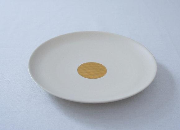 手塚美弥 Namibia plate 17-w