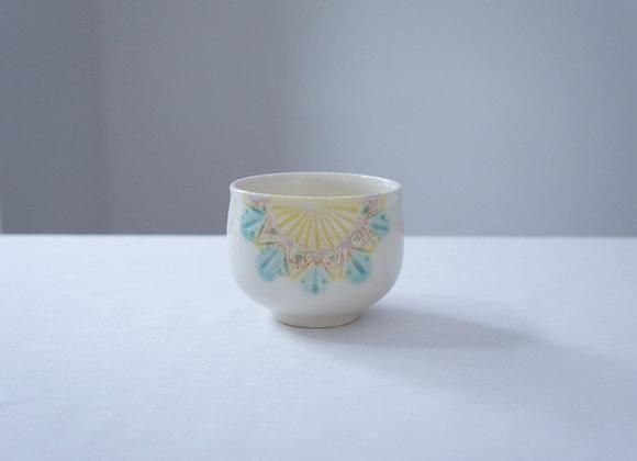渡邊亜紗子 カップ「紫陽花」1