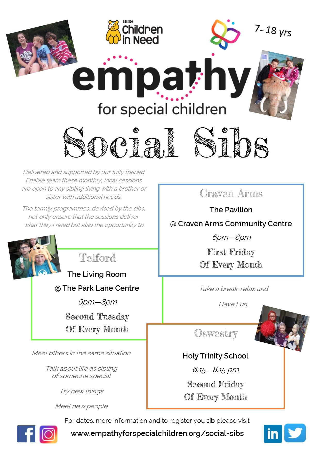 Social Sibs
