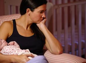 Visitas à mamãe e ao recém-nascido