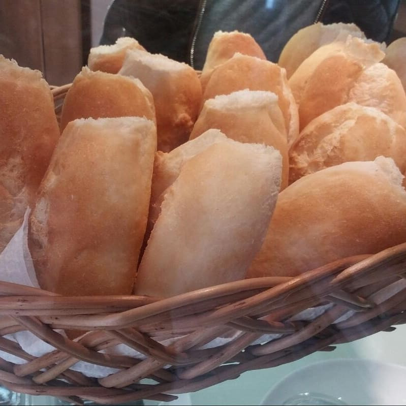pão francês sem glúten