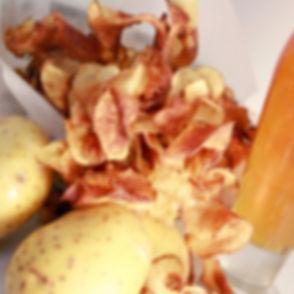 Opa spiral cut potato chips