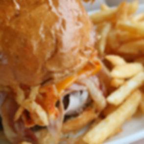 Gourmet Opa burger & fries