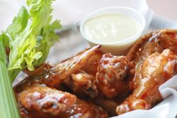 gourmet wings