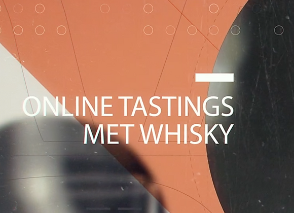 Online Whisky Proeverij: 'The Wood Makes the Whisky'