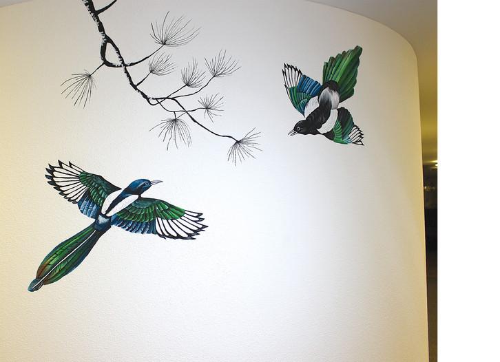 The Mural Art