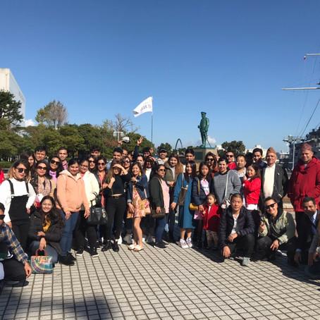 Tokyo Wan Ferry & Nokogiri yama Tour