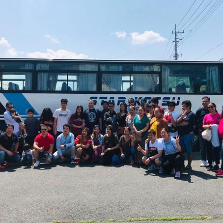 Nagatoro river boating tour