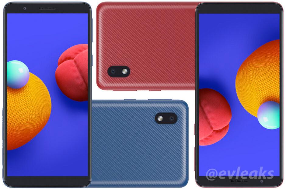 Samsung Galaxy A01 Core - Filtración