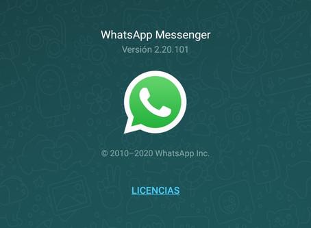 WhatsApp ofrece interesantes funciones en tiempos del COVID-19.