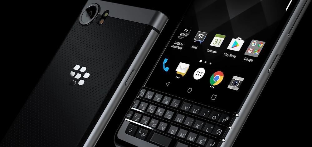 BlackBerry KEYone - 2017
