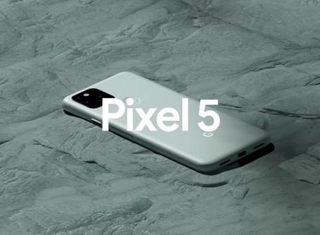 El Google Pixel 5 Revoluciona El mercado De Gama Media.