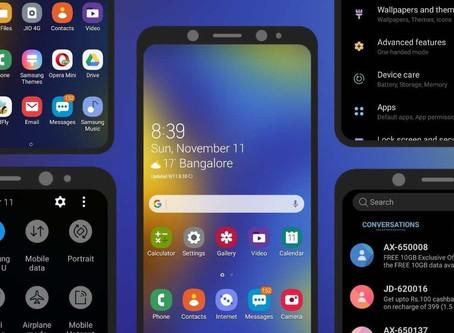 Android 11 Para los Galaxy S20 Llegará Pronto.
