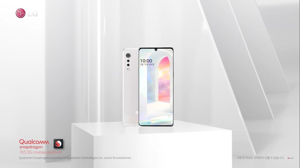 LG Velvet - Snapdragon 765 5G