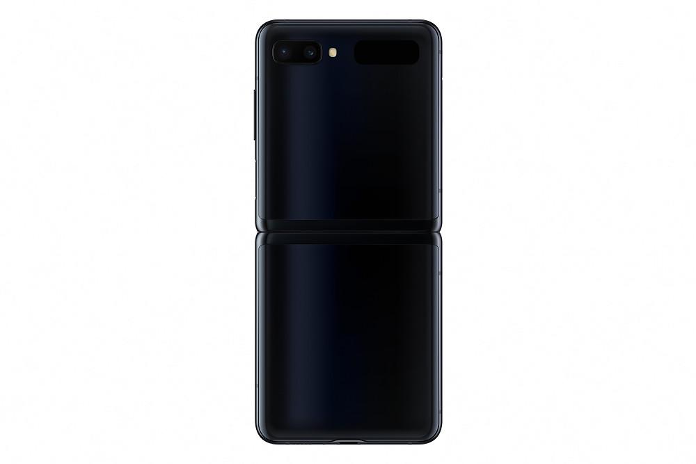 Galaxy Z Flip abierto
