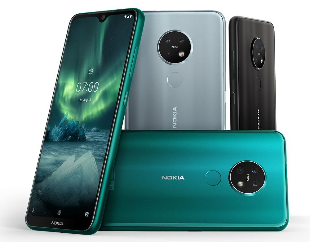 Nokia 7.2 - Android 10
