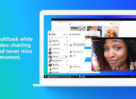 Así puedes utilizar Facebook Messenger para el Teletrabajo.