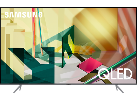 Smart TVs QLED y Crystal UHD De Samsung Colombia.
