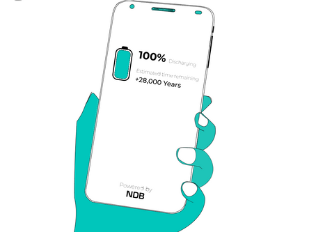 NDB - ¡Batería Infinita Para Tu Teléfono!