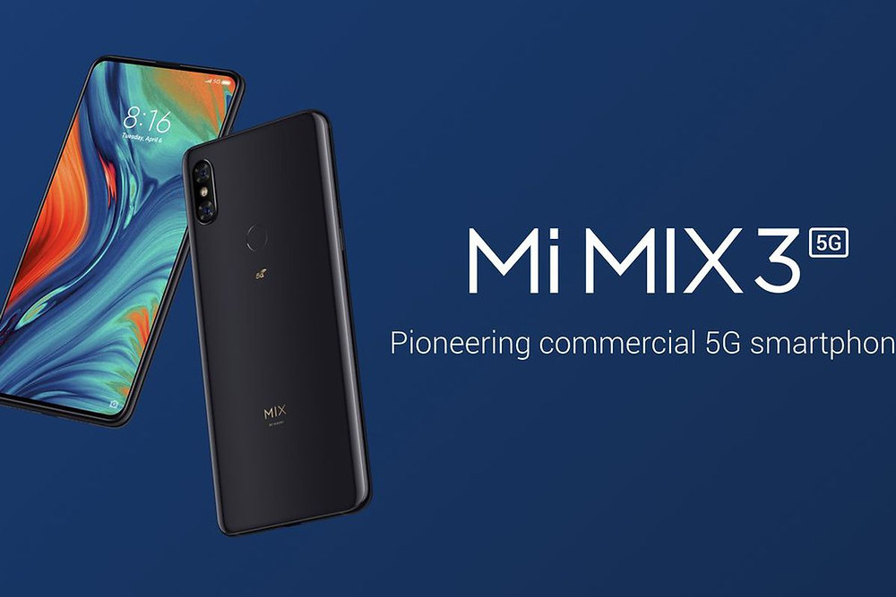 Xiaomi Mi Mix 3 5G - MIUI 12