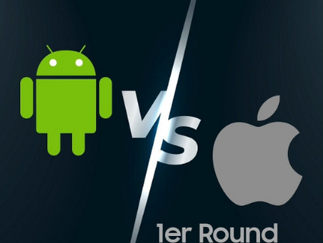 Android Vs iOS, ¿Cuál Sistema Es El Mejor?