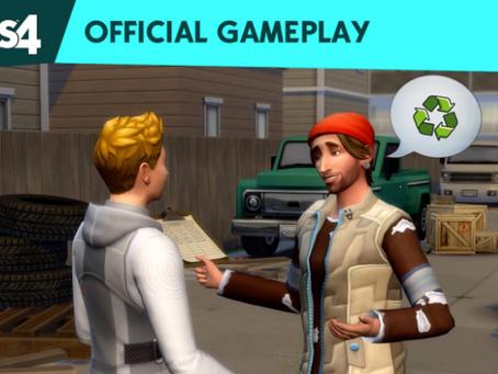 [Video] Los Sims 4 – Vida Ecológica, Así Es La Nueva Expansión.