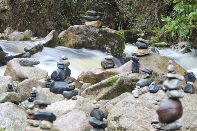 Apachetas at Los Jardines de Mandor
