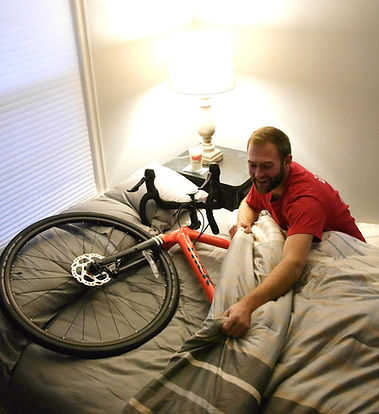 bike winter storage