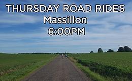 Thursday Road Rides