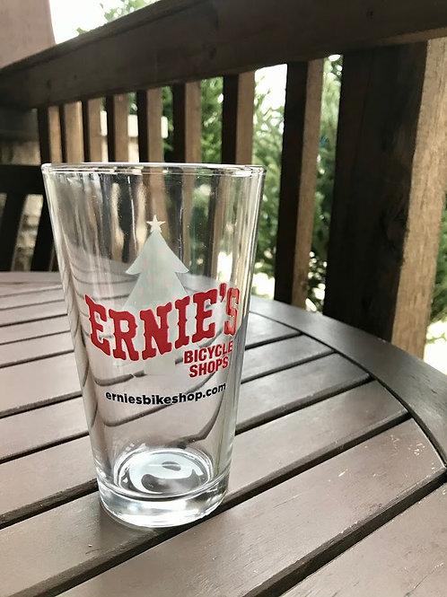 Ernie's Pint Glass