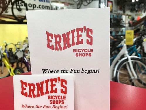 Ernie's Gift Card