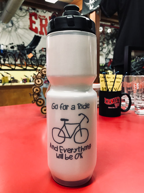 Ernie's Insulated Water Bottle