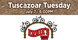 Tuscazoar Tuesday MTB Ride   Camp Tuscazoar   6:00PM