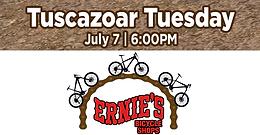 Tuscazoar Tuesday MTB Ride | Camp Tuscazoar | 6:00PM