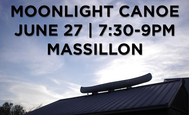 Night Canoe