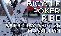 Canalway Poker Ride | Massillon | 9:00 AM