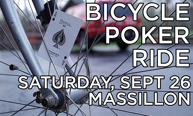 Canalway Poker Ride | Massillon | 9:00 AM