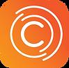 conectohub_icon_bg_orange_logo_white_edi