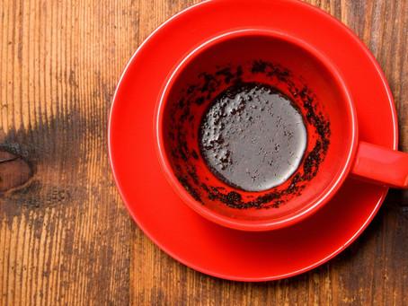 Groeien lukt niet met koffieprut