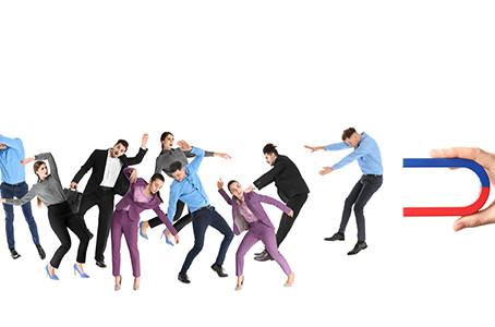 Marketing als magneet voor nieuwe medewerkers