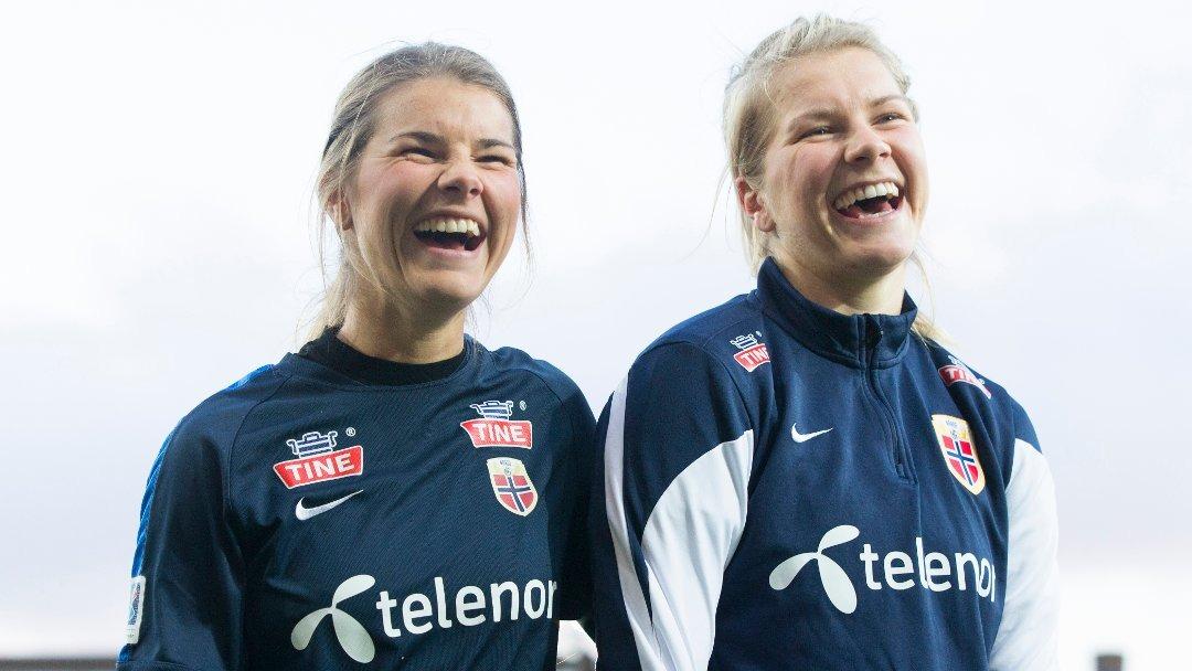 Verdens beste fotballsøstre