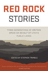 Red Rock Stories book cover