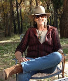 On Galisteo Creek - Renata Golden.jpg