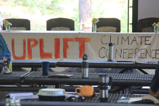 Climate justice through story & the young